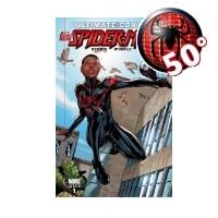 SM50: Il nuovo Ultimate Spider-Man e la questione razziale