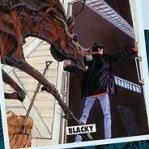 Daniele Bigliardo presenta Dylan Dog #316 alla Scuola Italiana di Comix (NA)