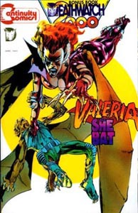 16) valeria she bat cover