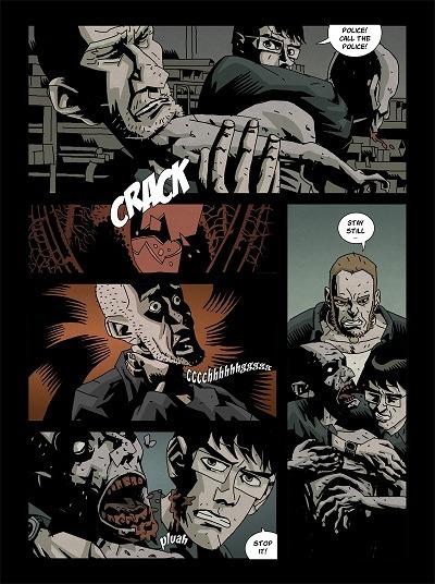 Undead Trinity, webcomic zombie italiano: intervista agli autori Angelo Ferrari e Riccardo Farina