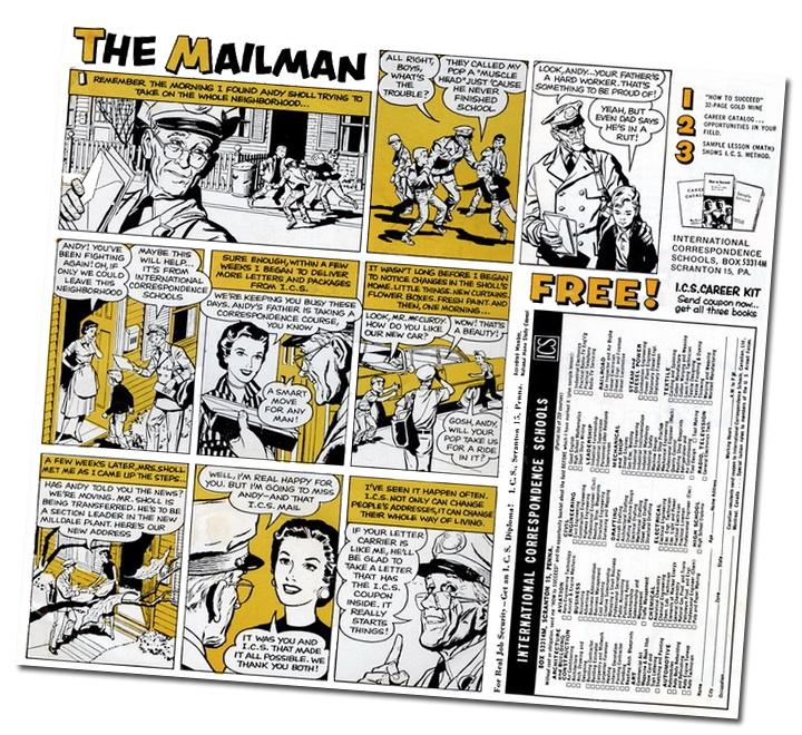 4) Popular Mechanics (1958)