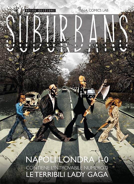SUBURBANS_Recensioni