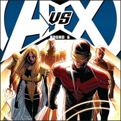 Avengers vs X-Men #3 (Fraction, Hickman, Romita Jr, Coipel)