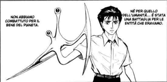 Kiseiju: cronache dall'invasione, tra Spider-Man e Devilman