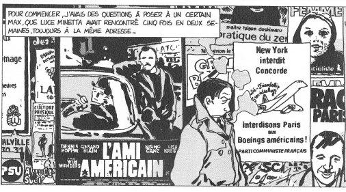 Jacques Tardi e Jean-Patrick Manchette: un noir lungo trentacinque anni