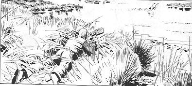 Julia #172 – Incidente di caccia  (Berardi, Mantero, Antinori)