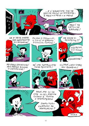 Estathé, fumetti, bombe, robot , televisione e altre cose che ci piacciono tanto: Tuono Pettinato
