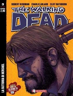 """""""La fattoria di Hershel"""", terzo numero della versione da edicola di The Walking Dead"""