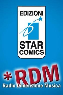 Gli autori di Edizioni Star Comics su Radio Dimensione Musica