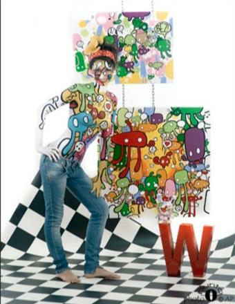 Willow in mostra alla Comics Gallery della Scuola del Fumetto di Milano