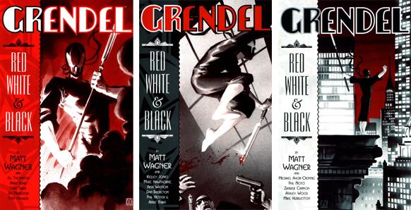 Grendel di Matt Wagner: una bibliografia originale (Parte 2 di 2)