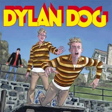 Dylan Dog # 317 - L'impostore (Bilotta, Mari)