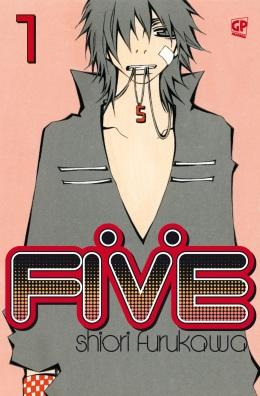 FIVE 1 rev Edicola