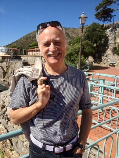 Le umane vicende di una criminologa: intervista a Giancarlo Berardi