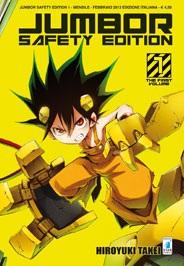 Nuove uscite Star Comics: Oresama Teacher e Jumbor Safety Edition - jumbor