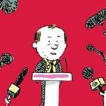 Il manuale elettorale a fumetti di Mathieu Sapin: come si vincono le elezioni?