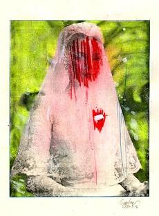 """Galleria Mirada, mostra """"Frammenti estetici del tradimento"""" del collettivo artistico G.I.U.D.A."""