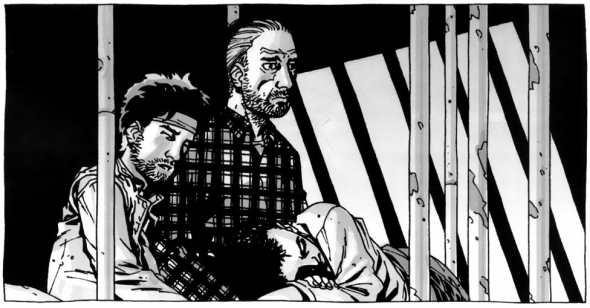 The Walking Dead #4 – Un posto sicuro (Kirkman, Adlard)