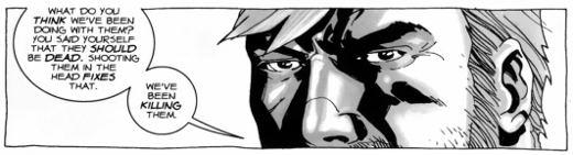 The Walking Dead #3 - La Fattoria di Hershel (Kirkman, Adlard)