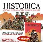 E' in edicola e fumetteria Historica vol. IV: Vae Victis!