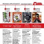 Le iniziative di aprile di WOW Spazio Fumetto