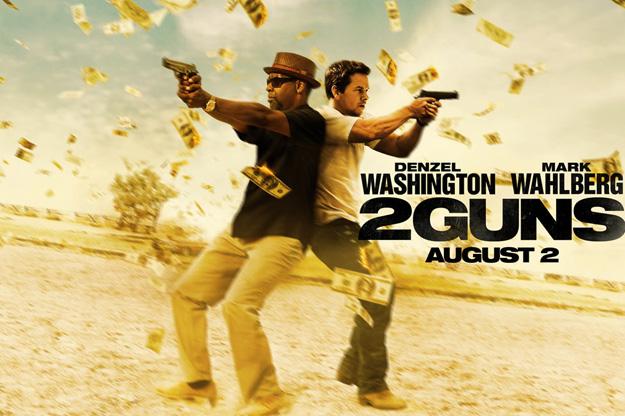 Trailer e poster per 2 Guns