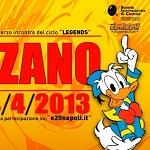 24 aprile, Giorgio Cavazzano ospite della Scuola Internazionale di Comics di Napoli