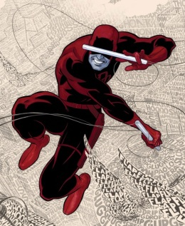 Daredevil 001 Cover