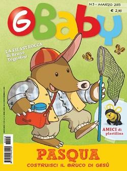 """Periodici San Paolo: un rinnovato """"G Baby"""" e i nuovi """"G Baby Giochi"""" e """"G Baby Direfaregiocare"""""""