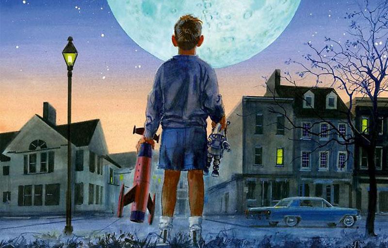 """In viaggio verso """"Il lato oscuro della Luna"""""""