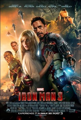 Versione cinese per Iron Man 3