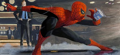Mythos spider-Man dettaglio