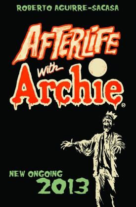 Zombie per la Archie Comics