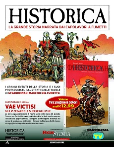 I prossimi titoli della collana Historica: Le sette vite dello Sparviero, Berlin, Vae Victis