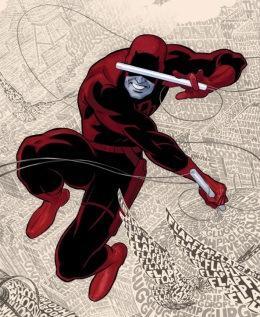 Daredevil 001 Cover