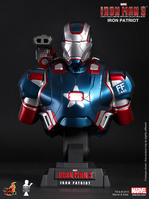 ironman3bust2_Nuvole di celluloide