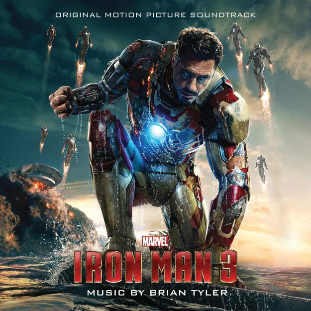 Iron Man 3: La colonna sonora