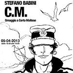 A Ravenna la personale di Stefano Babini dedicata a Corto Maltese