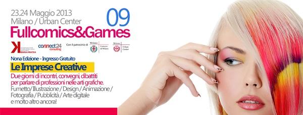 La nona edizione di Fullcomics & Games si terrà in Galleria Vittorio Emanuele
