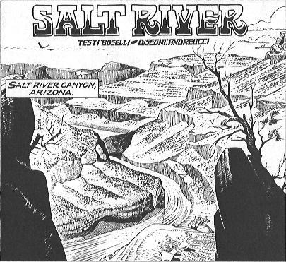 Salt River: Tex, Kit, i fuorilegge, le donne e tutto quanto