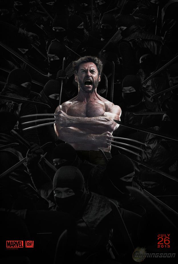 Nuovo poster per Wolverine: L'immortale_Notizie