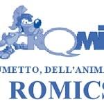 Romics da giovedi 4 a domenica 7 aprile alla Nuova Fiera di Roma
