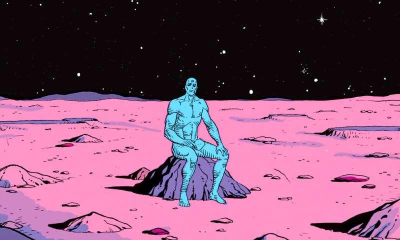 Alan Moore e il problema etico in Watchmen