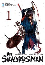 "Disponibile lo sfoglia online di ""The Swordman"" da Star Comics"