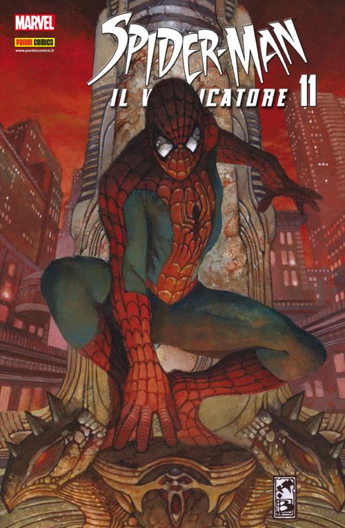 Panini Comics.Spider-Man e Simone Bianchi al Comicon per la Città della Scienza