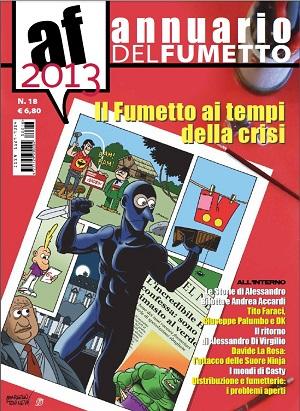 L'Annuario del Fumetto 2013 in edicola e fumetteria