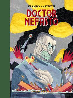 Doctor Nefasto cover leggera