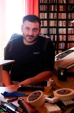 Intervista Simone Bianchi