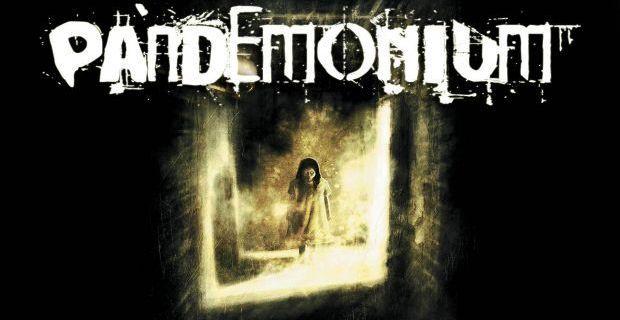 Pandemonium, una crime story horror dagli Humanoids
