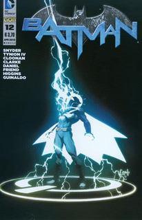 Batman #12 (Snyder,Tynion IV,Cloonan,Clarke, Daniel, Higgins, Guinaldo)